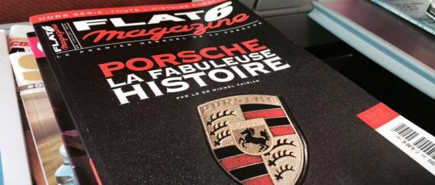 La fabuleuse histoire Porsche tome 1