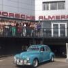Déjeuner & visite du garage Almeras avec le club Porsche d'Agen