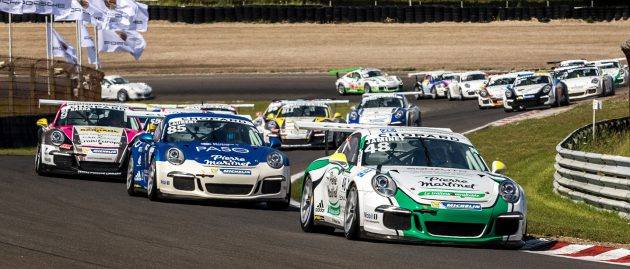 Week-end pour la finale au Paul Ricard de la Cup Porsche France – 28, 29 et 30 Octobre 2016