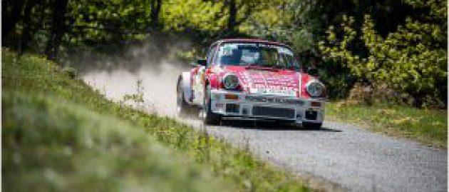 MOURGUES s'impose au Lyon Charbo avec une Porsche ALMERAS en VHC