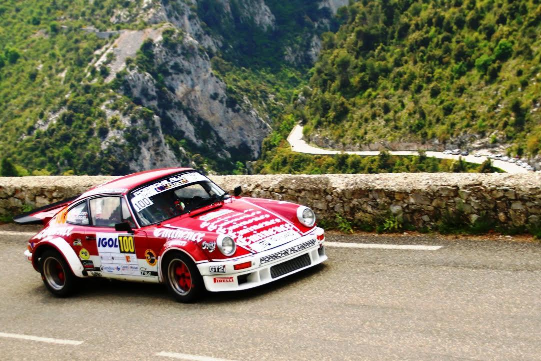 Rallye porsche