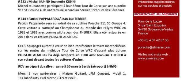 Tour de Corse 10.000 virages